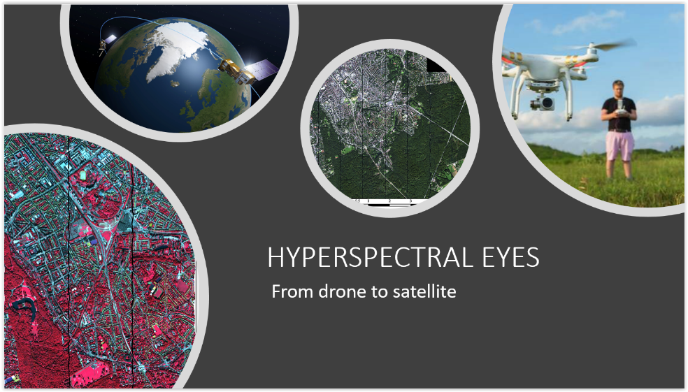 Hyperspectral Eyes